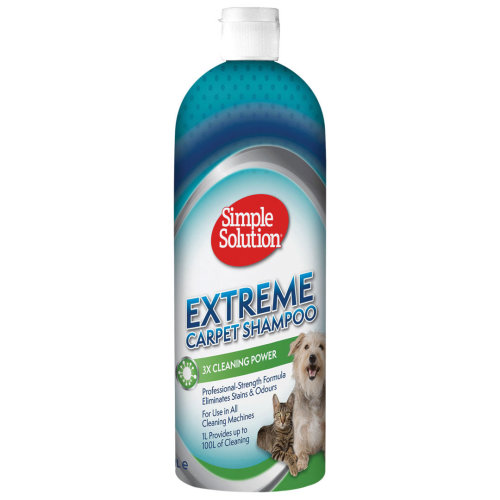 Simple Solution Extreme Carpet Shampoo 1ltr