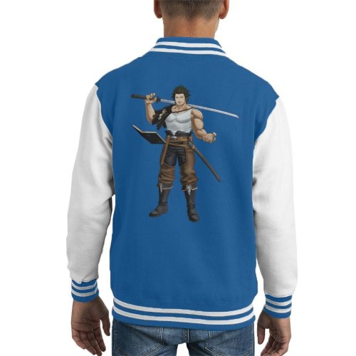 Yami Black Clover Kid's Varsity Jacket