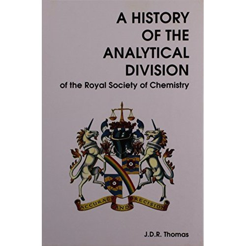 A History Of The Analytical Division