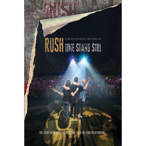 Rush - Rush: Time Stand Still [dvd]