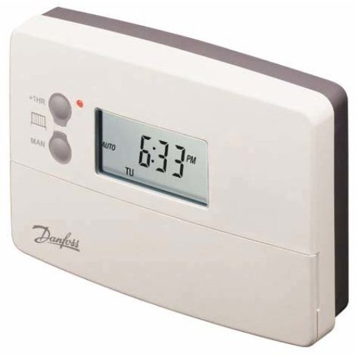 Danfoss TS715Si 24HR /5-2/7 Day 1 Channel Timeswitch