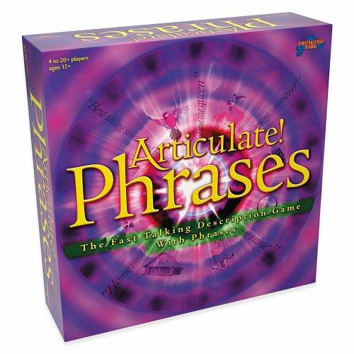 Drumond Park - Artciulate! Phrases Board Game