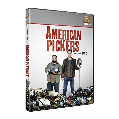 American Pickers - Volume 2 [DVD] (New)