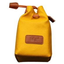 Micro Single Camera Bag The Lens Receive Bag Camera Cag Yellow