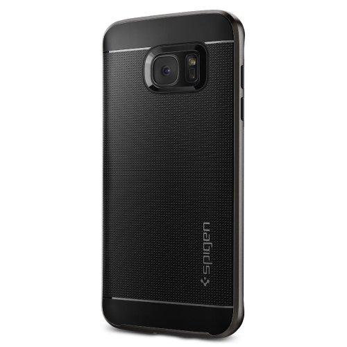 Galaxy S7 Edge Case, Spigen® [Neo Hybrid] PREMIUM BUMPER