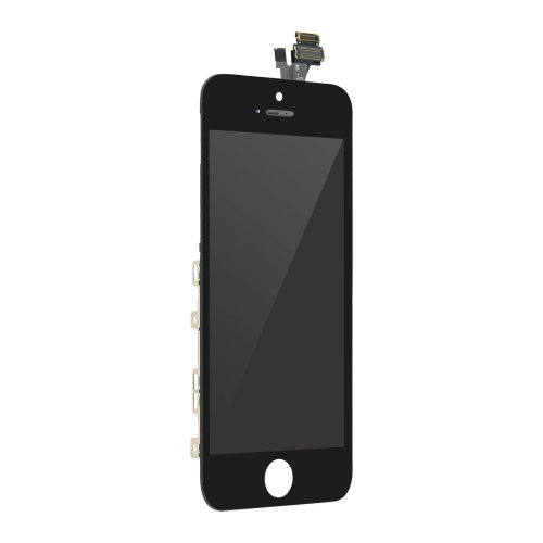 LCD complete replacement part with touchscreen for Apple iPhone 5S - Black on OnBuy