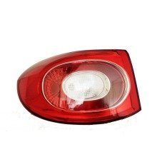 Volkswagen Tiguan 2008-2011 Rear Tail Light Passenger Side N/s