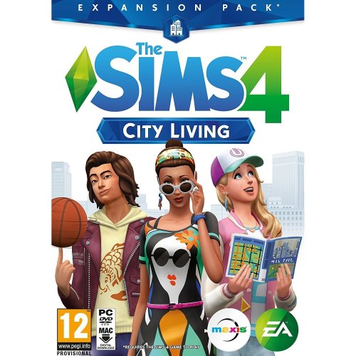 The Sims 4 | City Living Expansion Pack