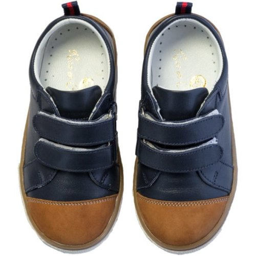 Classic Navy Brown