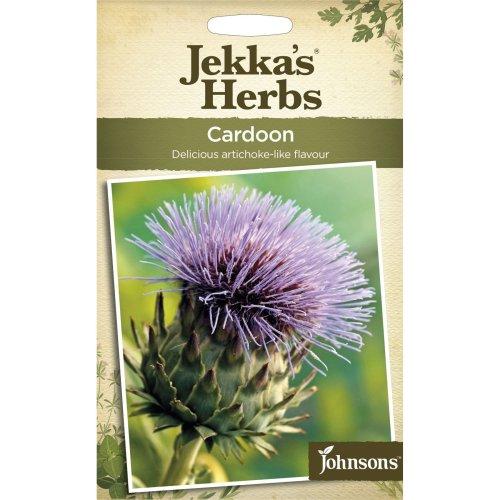 Johnsons - Jekka's Herbs - Pictorial Pack - Cardoon - 15 Seeds
