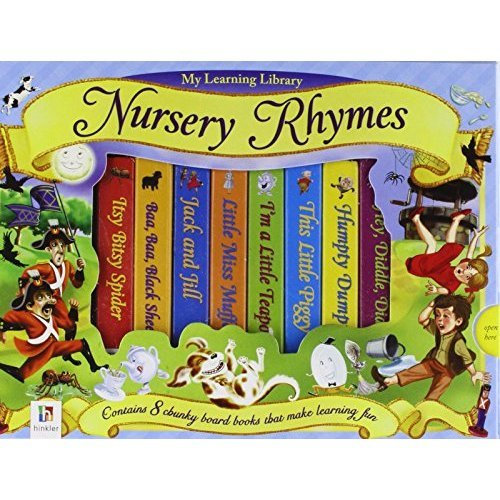 Nursery Rhymes (Learning Library)