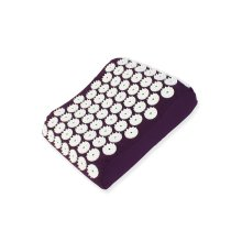 White Lotus Acupressure Pillow, bed of nails made in the EU, Acupressure at home