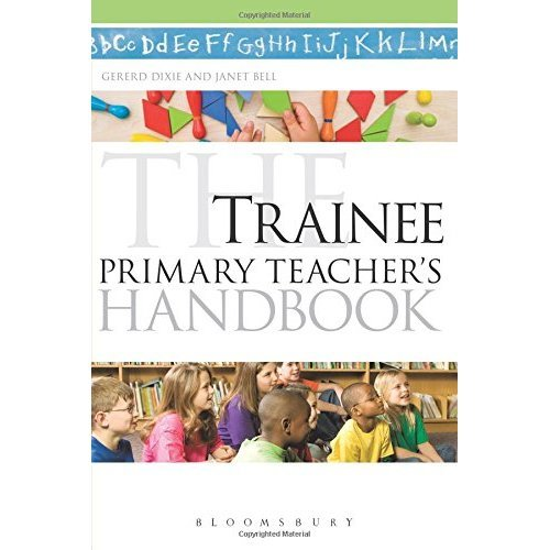 The Trainee Primary Teacher's Handbook (Continuum Education)