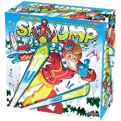 Drumond Park Super Ski Jump