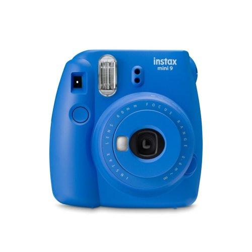 Fujifilm Instax Mini 9 Instant Camera - Cobalt Blue