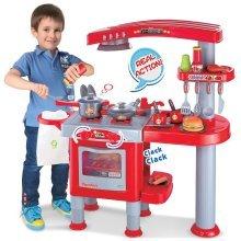 Children Kids Kitchen Cooking Doctor Supermarket BBQ Play Set DIY Tool Set