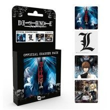Death Note Mix Coaster Pack