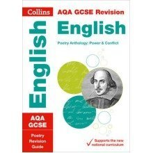 Collins Gcse Revision and Practice - New Curriculum: Aqa Gcse Poetry Anthology: Power and Conflict Revision Guide