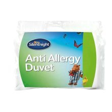 Silentnight Anti-Allergy Duvet, 7.5 Tog - Double