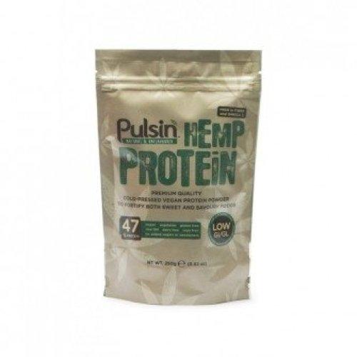 Pulsin - Hemp Protein Powder Original 250g