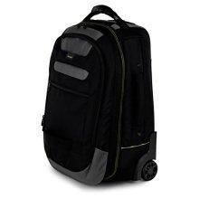 Targus CityGear Vertical Roller for 15.6 Inch Laptop - Black