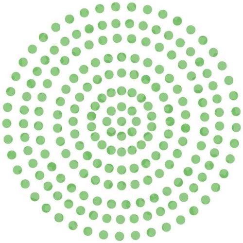 2 mm Self Adhesive Gemstones - Jade, 424 per Pack