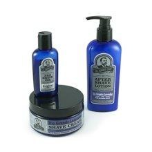 Colonel Conk 3 piece All Natural shaving kit  Rio Grande Lavender