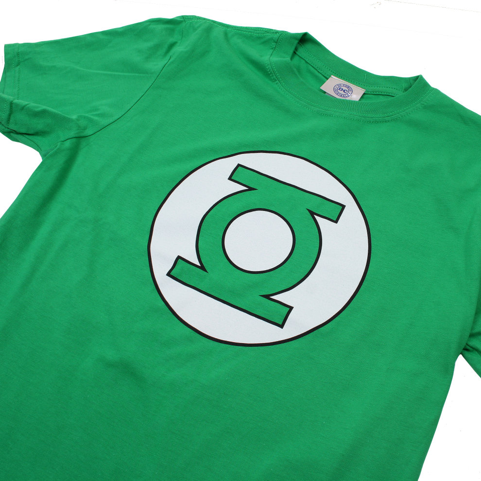 30946d044 ... DC Comics Green Lantern Mens T-shirt Green - 3 ...
