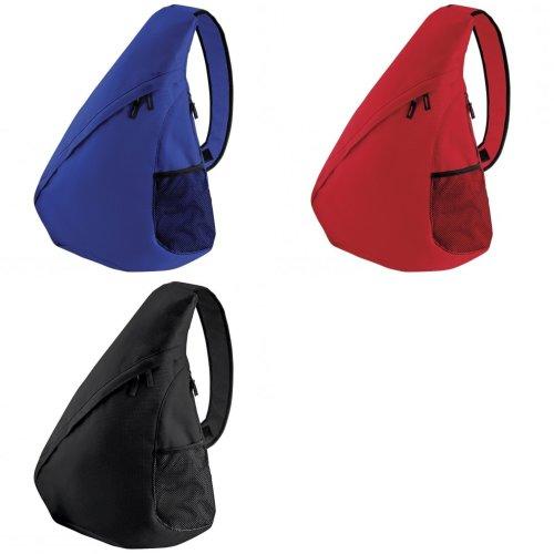 Bagbase Monostrap Messenger Shoulder Single Strap Bag