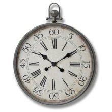 Pocket Watch Wall Clock - Ideal Any Room Home -  pocket watch wall clock ideal any room home