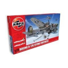 Air08017 - Airfix Series 8 - 1:72 - Boeing B17g Flying Fortress