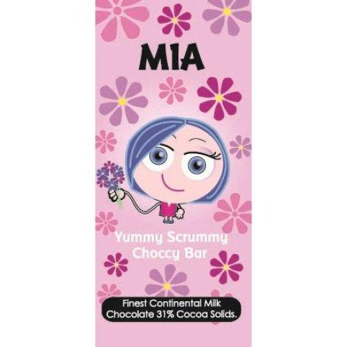 Mia Chocolate Bar
