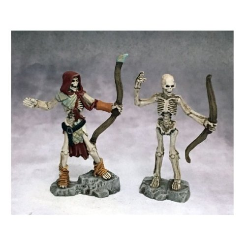 Reaper Miniatures Dark Heaven Legends 03755 Skeletal Archers (2)