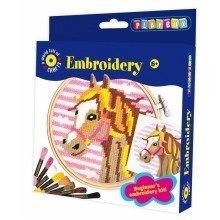 Pbx2471049 - Playbox - Craft Set Embroidery