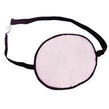 Adult Kids Amblyopia Strabismus Lazy Eye Adjustable Soft Pirate Eye Patch Single Eye Mask (Kids) ,d