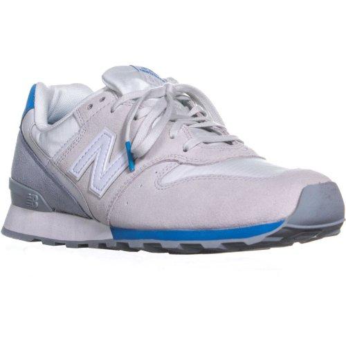 New Balance Classics Traditionnels Athletic Sneakers, Light Salt/Helium, 9.5 UK
