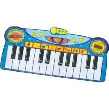 Little Virtuoso Romping Stomping Piano Mat