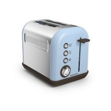 Morphy Richards Accents 2-Slice Toaster With Browning Control - Azure (222003)