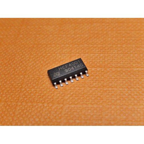 HCF4001BM1 4000 SERIES CMOS STMicroelectronics