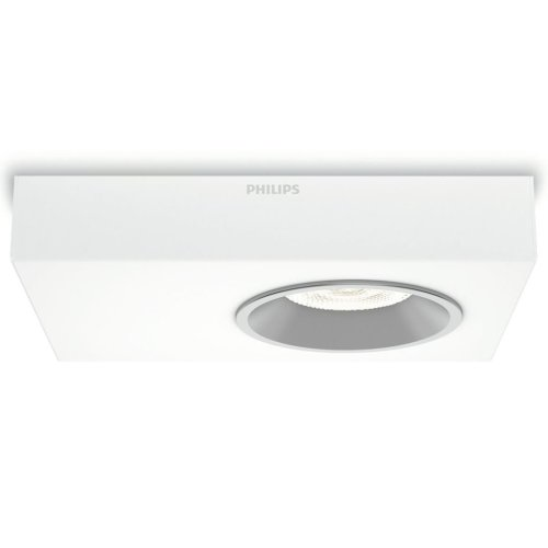 Philips LED Ceiling Lamp Instyle Quine White 4.5 W 312113116