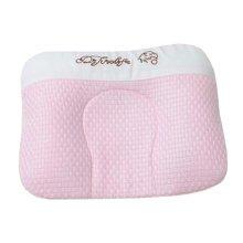 Little Cute Soft Cotton Core Pillow Prevent Flat Head Pillows, H