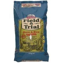 SKINNERS Field & Trial Duck & Rice Hypoallergenic Dog Food 15kg