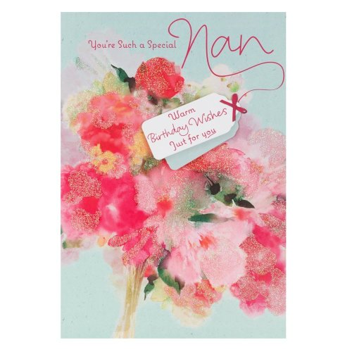 Hallmark Birthday Card For Nan You Deserve The Best