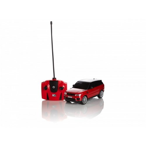 Range Rover Official Sport Red 1.24 Scale RC Car