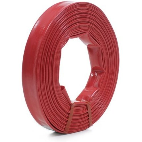 Swimmer 30 Metre Backwash Hose, Swimming Pool Hose (Red)