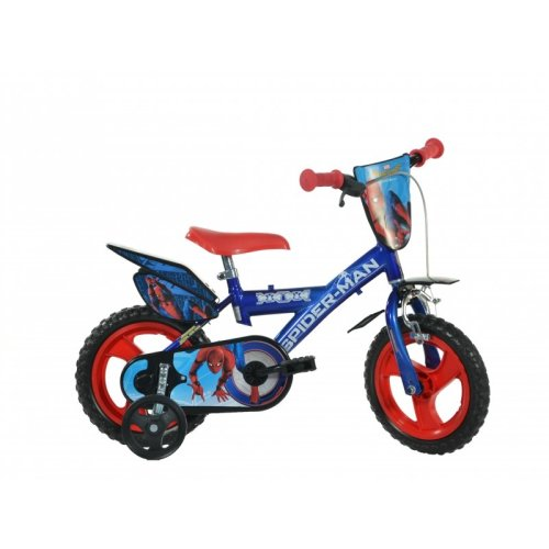 "Spiderman Homecoming 12"" Bicycle"
