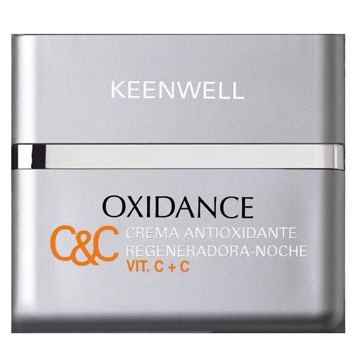 Oxidance Anti Oxidant restoring Night Cream  Vit. C+C  50 ml