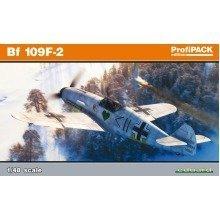 Edk82115 - Eduard Kits 1:48 Profipack - Bf 109f-2