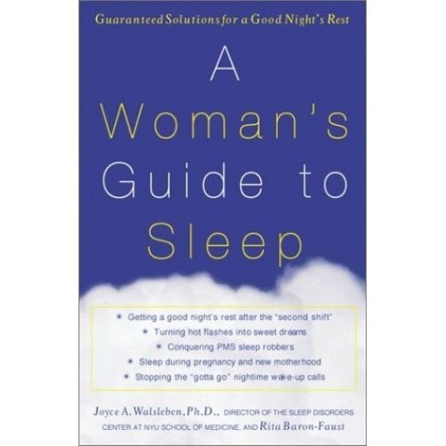 A Woman's Guide to Sleep
