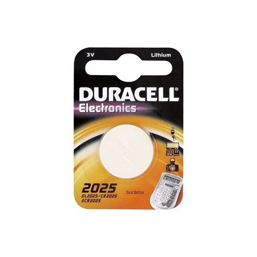 Duracell 3V Lithium Button Battery (Model No. DL20250)